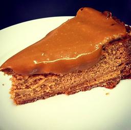 Cheesecake De Doce De Leite