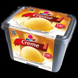 Sorvete de Creme 1,5L