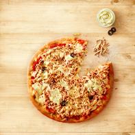 Pizza de Frango com Requeijão  - Individual