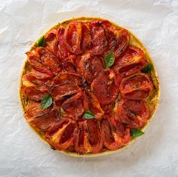 Quiche Especial De Tomates