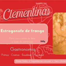Estrogonofe Low Carb com Arroz Integral