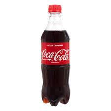 Coca cola600 ml