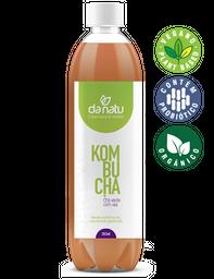 Kombucha de Chá Verde com Uva