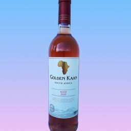 Vinho Golden Kaan Rose 750ml