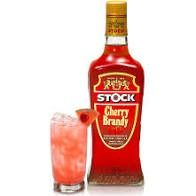 Licor stock cherry bdy 720 ml