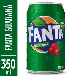 Fanta Guaraná 350ml.