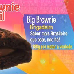 Big Brownie de Brigadeiro