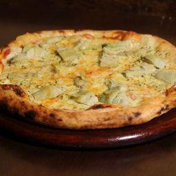 Pizza de Alcachofrinha