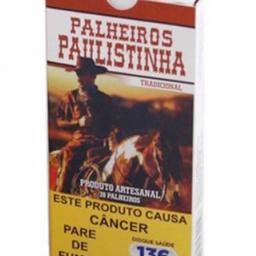 Cigarro de Palha Paulistinha Maço c/20u