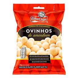 Ovinhos de Amendoim Elma Chips