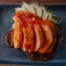 Salmão Spicy (6 Uni)