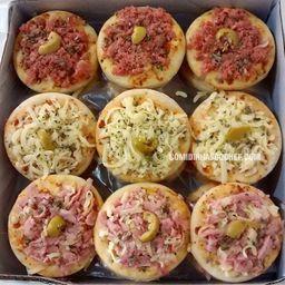 Mini Pizza Portuguesa