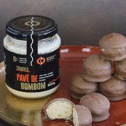 Pasta Pavê de Bombom (original Blend)