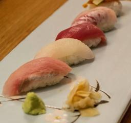 Sushi Itsuki - 5 Peças