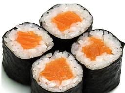 Salmomaki Roll