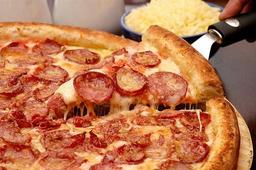 Pizza de Calabria 8 Fatias