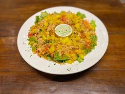 Salada chicken rudah