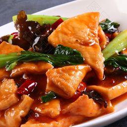 家常豆腐饭 Combo 18