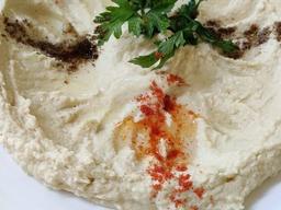 Homus Be Tahine Pasta de Grão de Bico Vegana