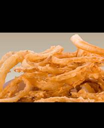 Cebola frita
