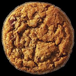 Cookie Branco com Nozes