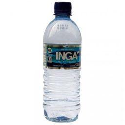 Água mineral 500 ml (com gás ou natural)