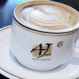Café com Leite Média
