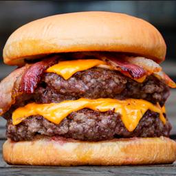 Duplo x bacon