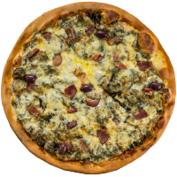 Pizza de Escarola - Grande