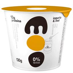 Moo Iogurte Natural Semidesnatado Com Mel