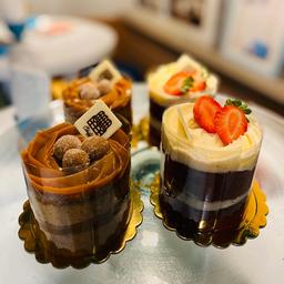Mini Chiffon Cake