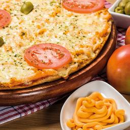 Pizza de Frango com Cheddar - 35cm