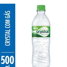 Crystal Água com Gás 500ml
