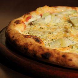 Pizza Alcachofrinha