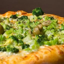 Pizza Grande 2 Sabores (12 Pedaços)