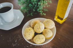 Pão de Q Tradicional Vegano(congelado)