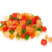 Frutas Cristalizadas - 100grs