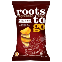 Roots To Go Sweet Potato - 45g