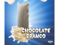 Dindin de chocolate branco