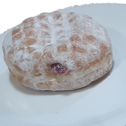 Donuts Recheado Creme Bavarian