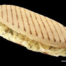 Baguete Peito de Peru com Queijo Branco