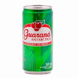 Guaraná Antarctica Refrigerante Lata 269ml