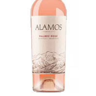 Vinho Alamos Malbec Rosé 750ml