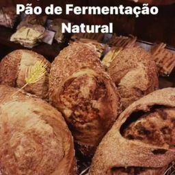 Pão de Fermentação Natural