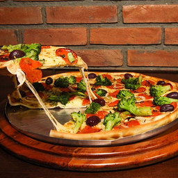 Pizza de Pepperoni II