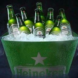 4 Heineken 250ml