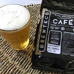 Cerveja Eclipse + Café Moído
