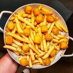Provolone com Batatas