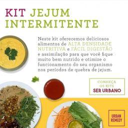 Kit Jejum Intermitente
