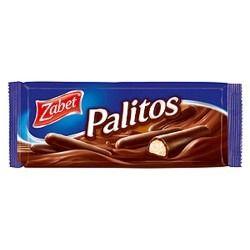 Palito de chocolate  zabet de 70 gr.